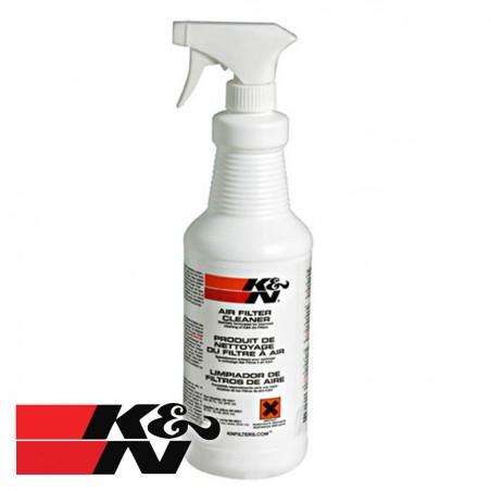 Spray nettoyant dégraissant filtre à air K&N
