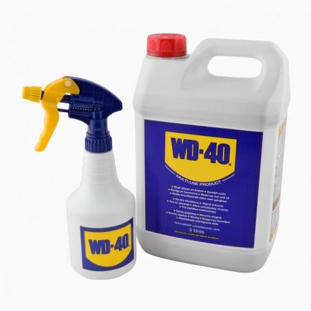Pack WD40 Bidon 5 Litres + Spray-Austin Mini