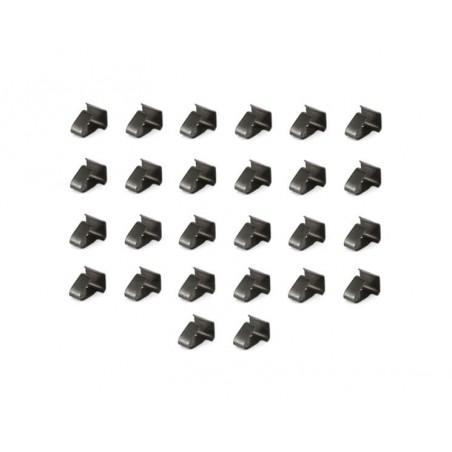 26 x Clips de joint de malle Ar (malle)-austin-mini