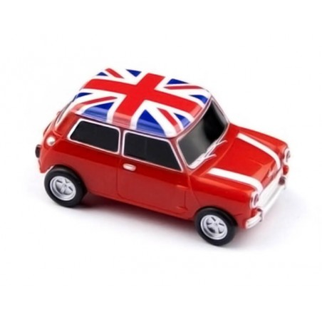 Clé USB Austin Mini 8 GO - Rouge Union Jack