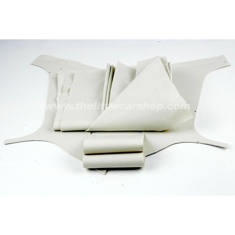 Ciel de toit blanc (origine) - Austin Mini-Austin Mini