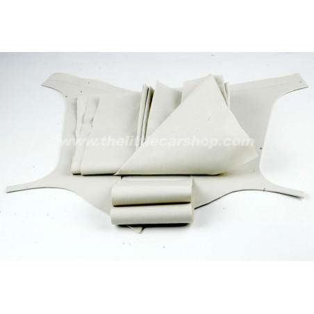 Ciel de toit blanc (origine) - Austin Mini