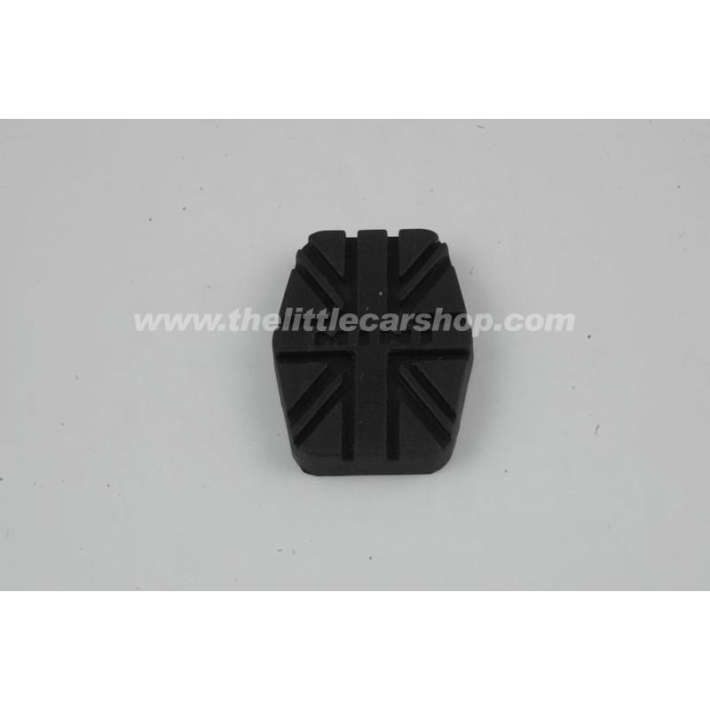 Caoutchouc de pédale noir UJ - Austin Mini