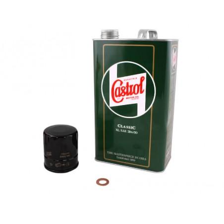 N°2 - Pack Vidange CASTROL 20w50-austin-mini