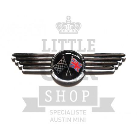 Badge de capot et de malle Révolite-Austin Mini