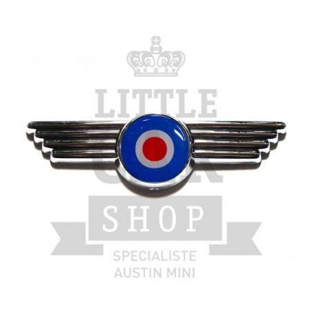 Badge de capot et de malle Cible - Austin Mini-Austin Mini