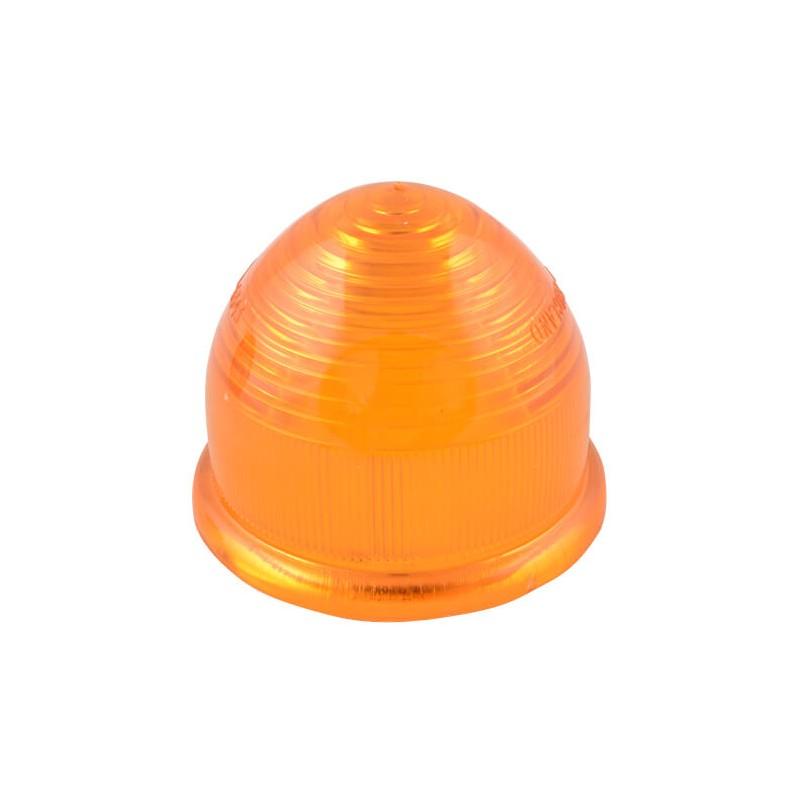 Cabochon de clignotant avant 1984 (orange) Austin Mini-Austin