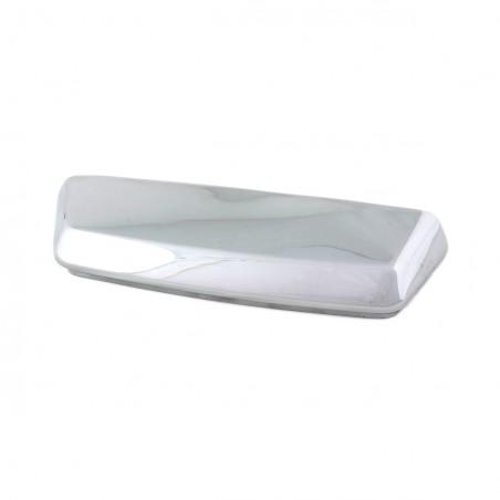 Feu plaque Ar chromé (métal) - éclairage de plaque