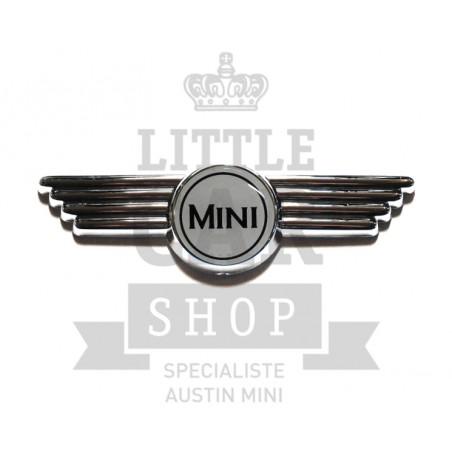 Badge de capot et de malle - 8 couleurs au choix-austin-mini