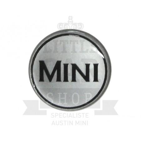 Autocollant rond Mini 42mm - 9 Couleurs au choix-austin-mini