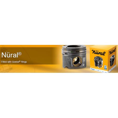 Piston 1275 cc (21253) - Marque Nural®-austin-mini