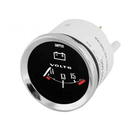 Jauge voltmètre Smith - 2 Couleurs au choix-austin-mini