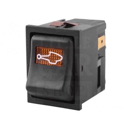 Bouton de pompe de lave glace - Austin Mini
