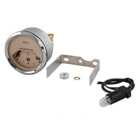 Jauge de température eau Smith 50-140° - 2 Couleurs au