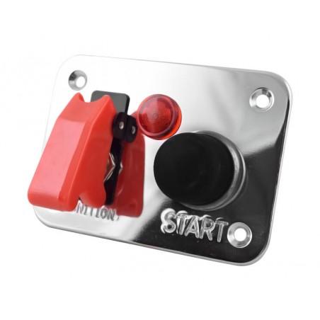 Starter 1 rouge Austin Mini-Austin Mini