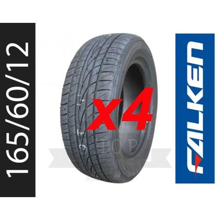 4 x Pneu 165/60/12 Falken ZE914-austin-mini