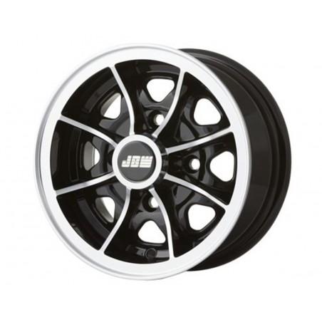 5 x 10 - Jante Dunlop - Noir-austin-mini