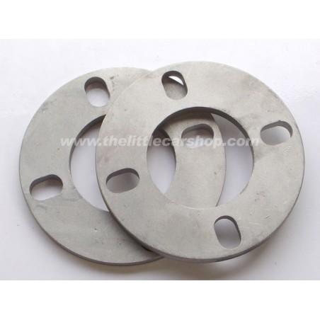Elargisseur de voie (la paire) - 3mm-austin-mini