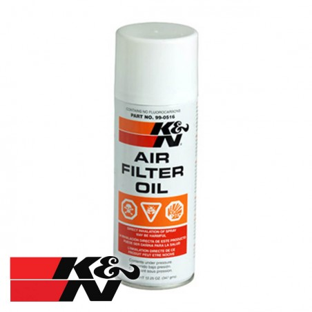 Spray lubrifiant filtre à air K&N - Austin Mini-mg-mgb