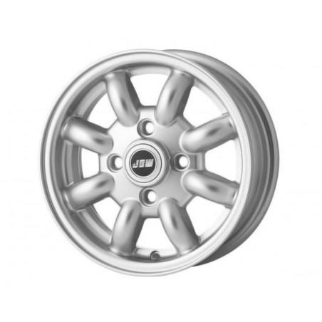 4.5 x 12 - Jante Rover Minilight - Gris-Austin Mini