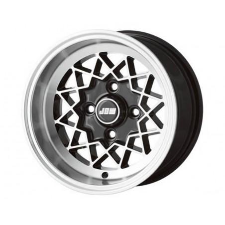 Jante 7x13 - Rally Special - Noir-Austin Mini
