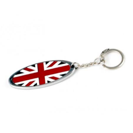 Porte clés : Union Jack - Austin Mini