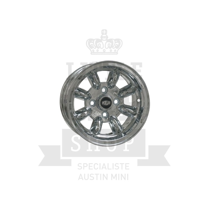 5 x 12 - Jante Superlight - Chrome-austin-mini