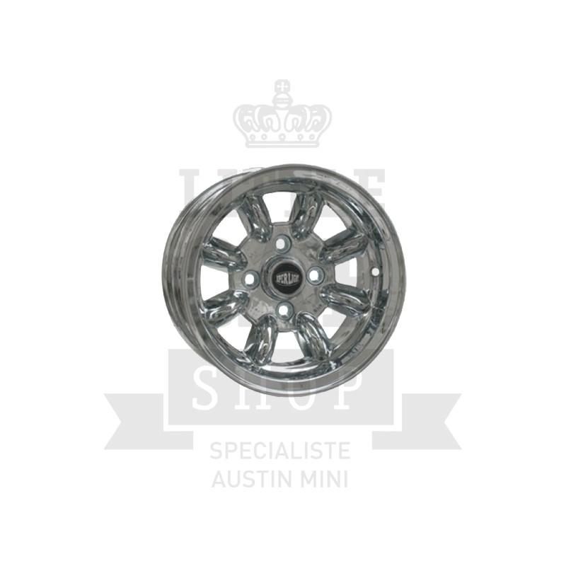 5 x 12 - Jante Superlight - Chrome-Austin Mini