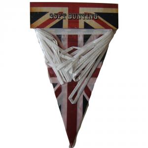 Banderole motif Union Jack-austin-mini