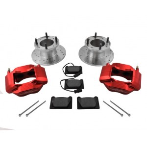 N°17 - Pack frein disque 7.5'' 4 pistons Mini Sport-Austin Mini