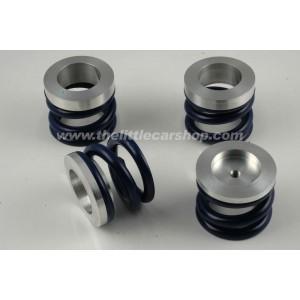 Kit ressorts de suspension bleu (souple)-Austin Mini
