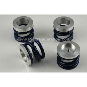 Kit ressorts de suspension bleu (souple)-mg-mgb