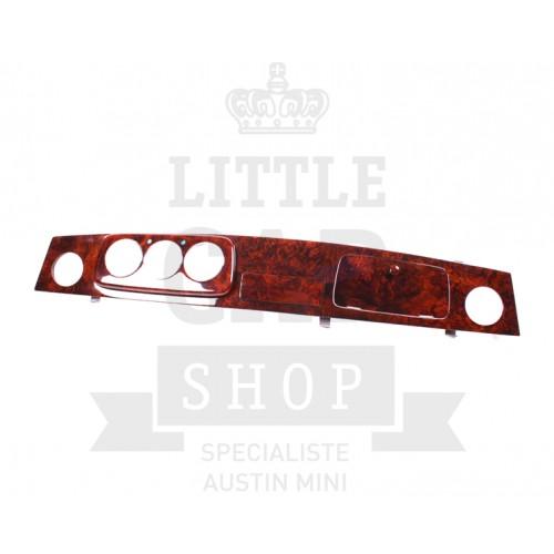 Tableau de bord 3 compteurs (bois) - Austin Mini-austin-mini