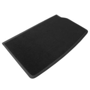 Planche de fond de coffre noir - Double réservoir-Austin Mini