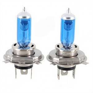 Ampoule phare H4 55 W look XENON H4 x2-austin-mini