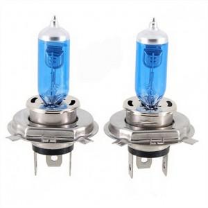 Ampoule phare H4 55 W look XENON H4 x2-Austin Mini