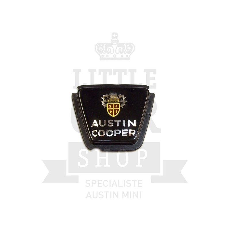 Badge de capot Mini 1967 - 1969 - Austin Mini