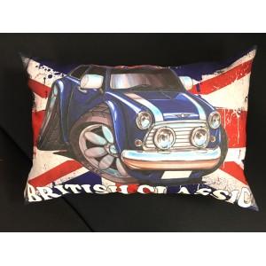 Coussin Mini British Classic-austin-mini
