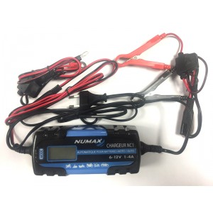 Chargeur de batterie Automatique 6 - 12 V Numax-Austin Mini