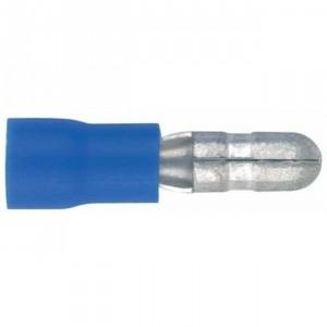 Cosse male ronde - diam 4 mm-austin-mini