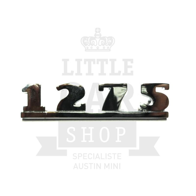 Script de malle ''1275''-Austin Mini
