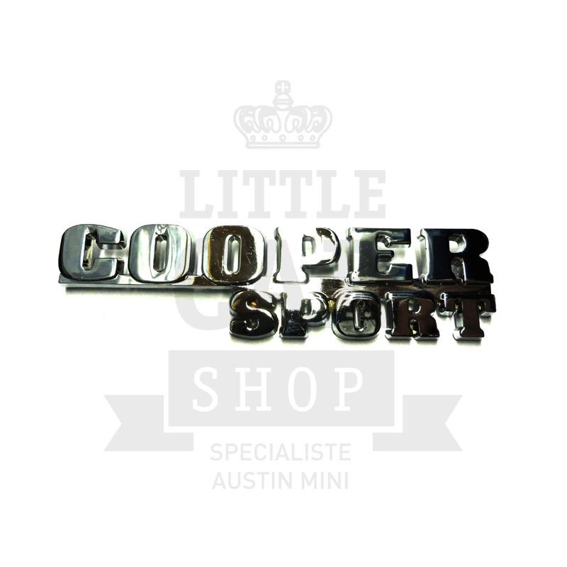 Cooper Sport - Austin Mini