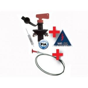 Coupe circuit 6 broches - FIA-austin-mini