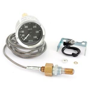 Jauge de température d'huile Smith (sonde env 2ml) - 2 coloris