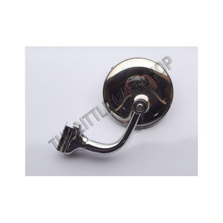 Rétro plat rond de gouttière avec bras-Austin Mini