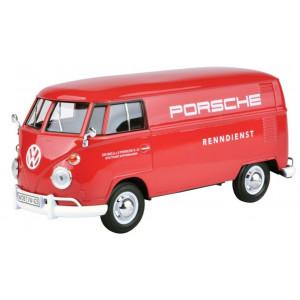 1/24 Combi T1 Porsche rouge