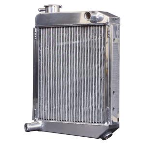 Radiateur ALU 1959 à 1997 - 2 rangs - Austin Mini-Austin Mini