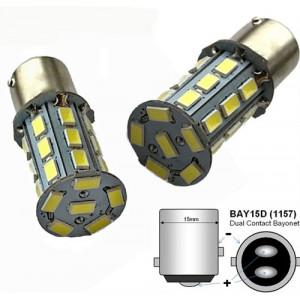 Ampoule LED Feux Stop, Veilleuse 12 V x 2-Austin Mini