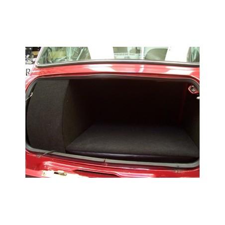 Intérieur de coffre rigide - noir - Austin Mini