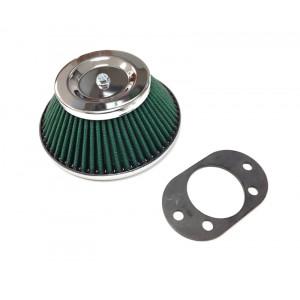 Filtre à air cone - GREEN - HIF 44-Austin Mini
